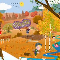 Что бывает осенью