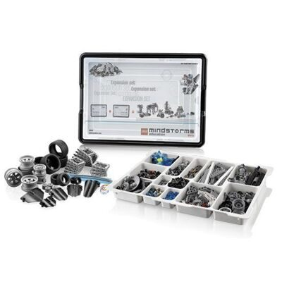 Ресурсный набор LEGO MINDSTORMS EDUCATION EV3 (LEGO 45560)