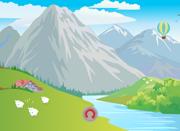 Эхо в горах