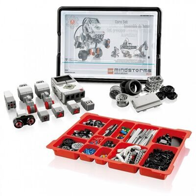 Базовый набор LEGO MINDSTORMS EDUCATION EV3 (LEGO 45544)