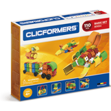 Конструктор CLICFORMERS 801004 Basic Set 110 деталей